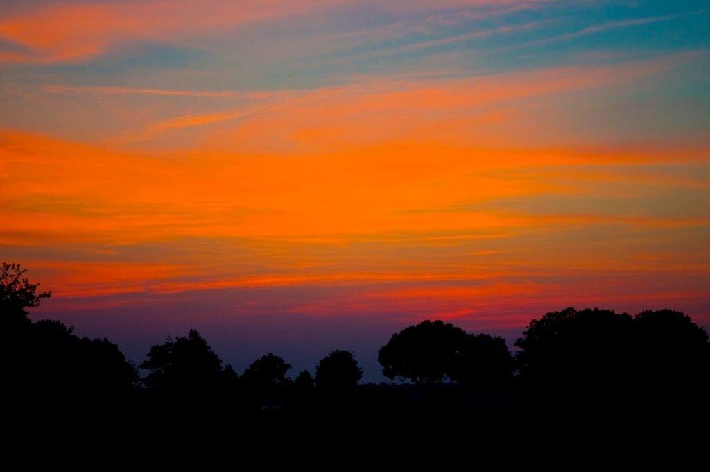 Leonardtown Sunset 4