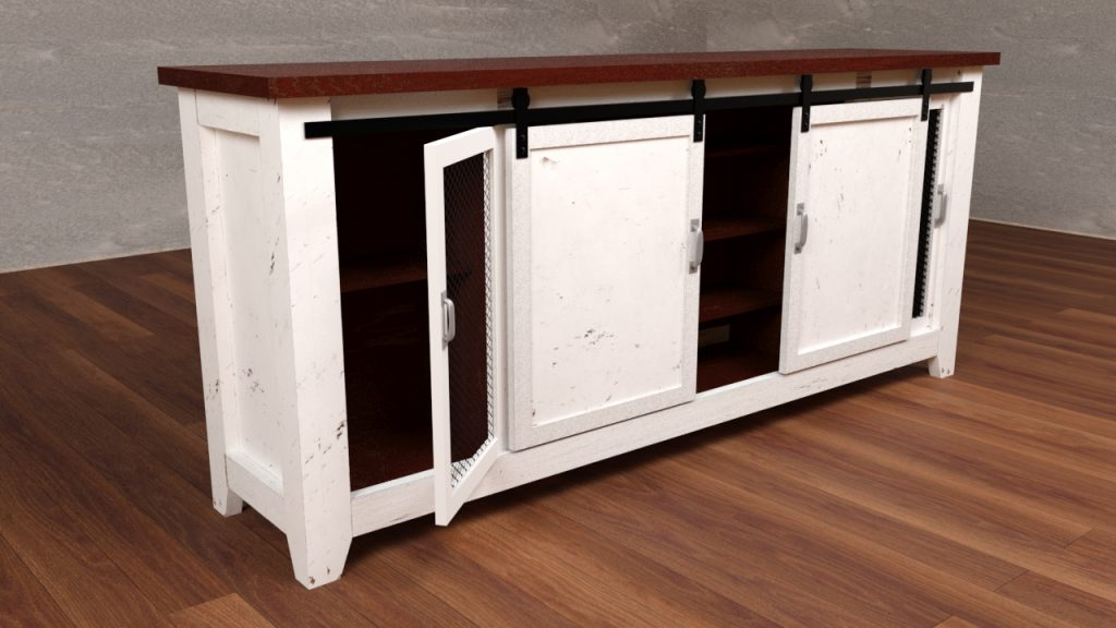 Rustic Cabinet Houzz
