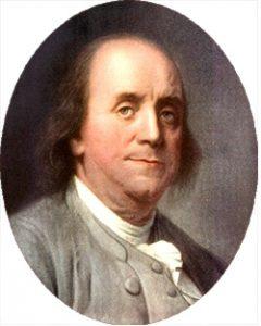 Ben Franklin Image