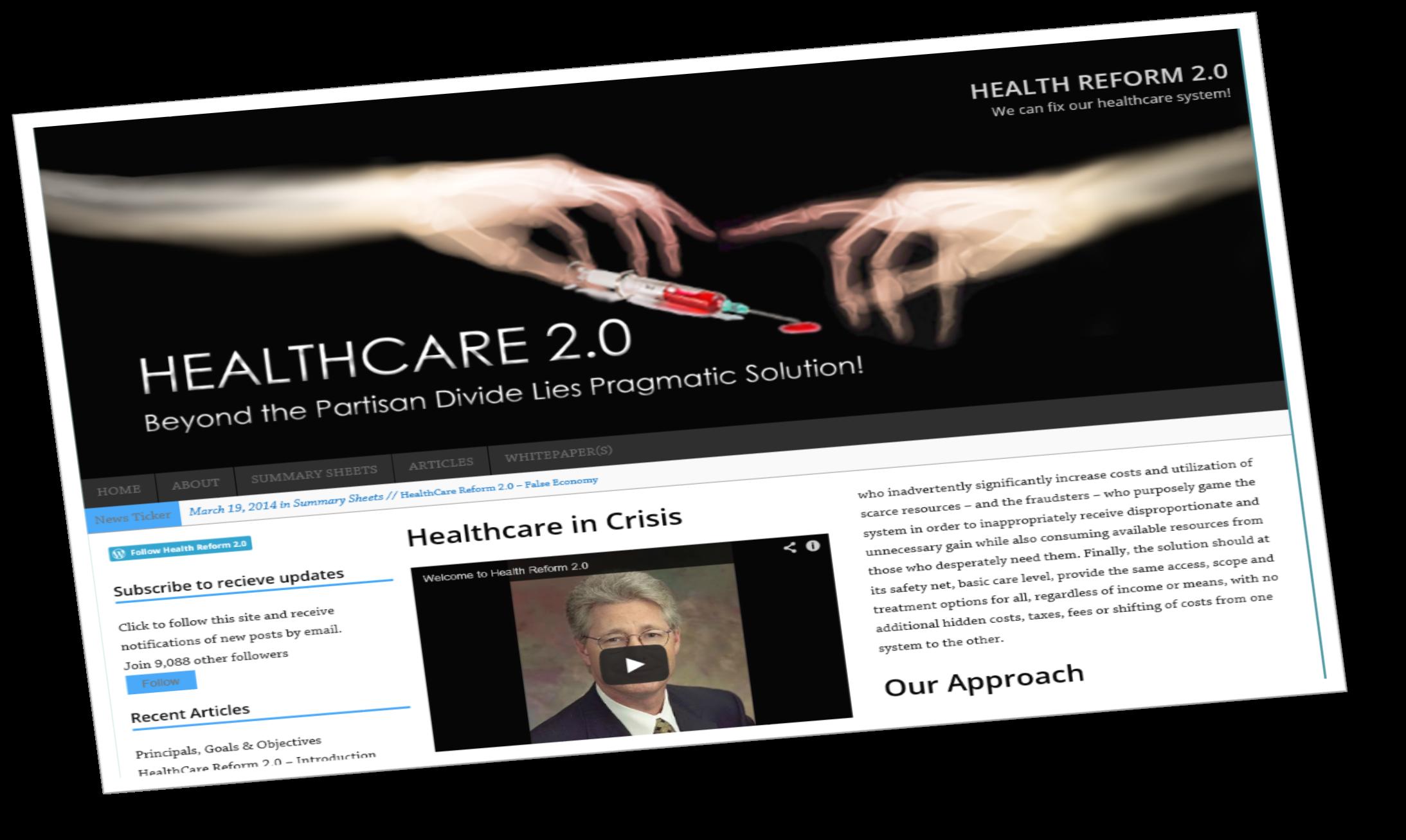 Healthreform 2.0 Whitepaper