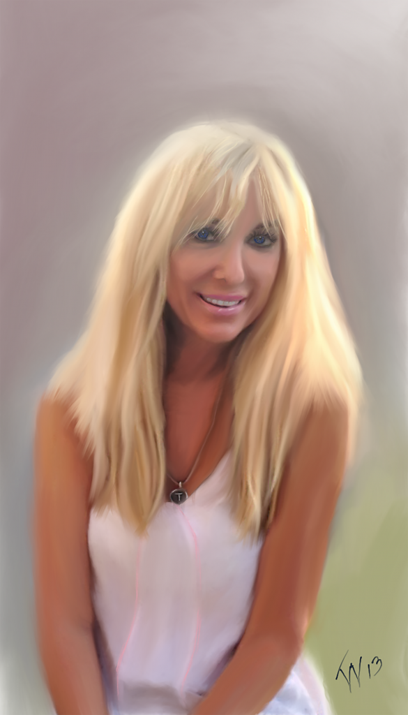 Tamra Bedford Painting